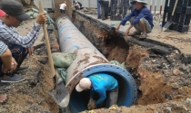 TP.HCM: 3.465 tỷ lắp 10km đường ống dẫn nước về trung tâm thành phố
