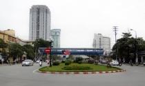 Hà Nội: Xén dải phân cách mở rộng đường Nguyễn Chí Thanh