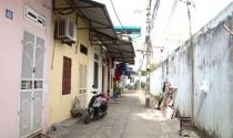 Người dân khu tập thể Cục Quân huấn (quận Long Biên, Hà Nội) thấp thỏm chờ đường