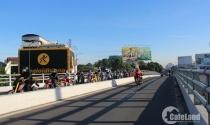 Thông xe nhánh cầu vượt Nguyễn Kiệm – Hoàng Minh Giám