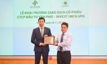 Văn Phú – Invest chính thức chào sàn HNX