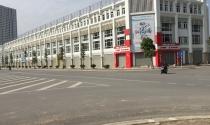 Công trình phụ trợ Khu đô thị Mỗ Lao bỏ hoang và xuống cấp