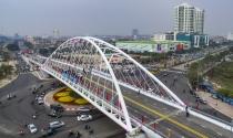 Hải Phòng: Thông xe cầu vượt gần 1.000 tỷ đồng sau 9 tháng thi công