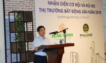 Ông Nguyễn Mạnh Khởi: 2018 không có bong bóng vì Chính phủ đã có công cụ
