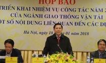 Bộ trưởng Nguyễn Văn Thể: Không làm BOT trên đường hiện hữu