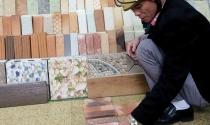 Nhộn nhịp thị trường vật liệu hoàn thiện cuối năm