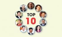 Top 10 doanh nhân ảnh hưởng lớn trên thị trường bất động sản 2017
