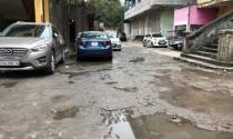 Phường Bạch Đằng: Bãi xe không phép 'khủng' mọc trên đất dự án