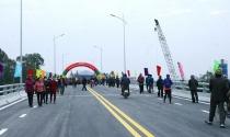 Hà Nội: Khánh thành cầu gần 200 tỷ vượt sông Đáy