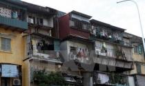 Cải tạo, xây dựng lại chung cư cũ vẫn quá chậm