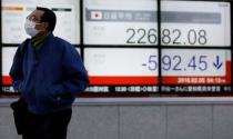 Thị trường chứng khoán châu Á nhuộm sắc đỏ do chứng khoán châu Âu suy yếu