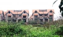 """Hoang tàn khu đô thị """"kiểu mẫu"""" tại Mê Linh"""