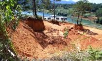San ủi, lấn chiếm đất ở khu du lịch Quốc gia Tuyền Lâm