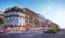 Sun Group giới thiệu các shophouse của dự án Sun Plaza Grand World