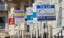 Giá thuê nhà tại Anh tăng nhẹ trong tháng 2/2018
