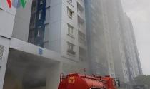 Cháy chung cư, dân chỉ biết trông mong vào sự may rủi