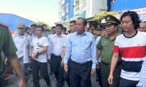 Phó Thủ tướng Trương Hòa Bình: Xử lý nghiêm tổ chức, cá nhân nếu phát hiện sai phạm ở vụ cháy chung cư Carina