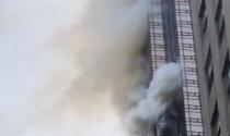 Cháy lớn tại Tháp Trump gây thương vong