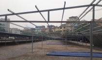 Đã giải tỏa bãi xe không phép tại 24 phố Đặng Tiến Đông