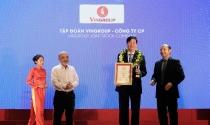 Vingroup đứng nhất trong Top 10 chủ đầu tư uy tín của Vietnam Report