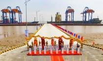 Hải Phòng: Khánh thành cảng Nam Đình Vũ trị giá 6.000 tỷ đồng