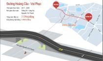 Hà Nội: Khởi công đường Vành đai 1 đoạn Hoàng Cầu - Voi Phục trong quý 4/2018