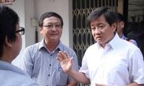 Ông Đoàn Ngọc Hải cưỡng chế chung cư cũ ở trung tâm TP.HCM