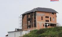 Đình chỉ xây dựng biệt thự không phép ở Đà Lạt
