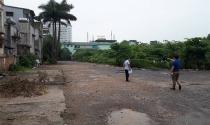"""Hà Nội: Giải phóng bãi xe """"chui"""" trên khu đất """"vàng"""" ngay cạnh Công viên Thống Nhất"""