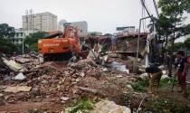UBND quận Cầu Giấy, Hà Nội cưỡng chế thu hồi đất 11 hộ dân không bàn giao mặt bằng