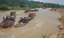 Phó thủ tướng yêu cầu làm rõ việc khai thác cát trái phép trên sông Hồng
