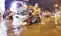 TP.HCM: Tình trạng ngập nước ngày càng gay gắt