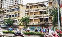 Tính mạng của hàng trăm hộ dân tại chung cư Vĩnh Hội đang bị đe dọa