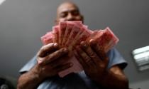 Venezuela có thể lạm phát một triệu % năm nay