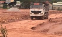 Xử phạt doanh nghiệp khai thác đất vượt phép