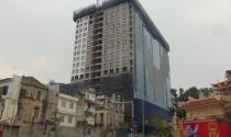Hà Nội: Chỉ đạo xem xét đề nghị của chủ đầu tư về việc tháo dỡ tòa nhà sai phép 8B Lê Trực