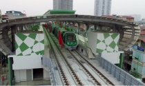 Hà Nội: Ngày 20/9, chạy thử toàn tuyến hệ thống đường sắt đô thị đầu tiên Việt Nam