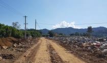 Chưa được phê duyệt giá đền bù đất, chủ đầu tư ngang nhiên thi công dự án thủy điện ở Quảng Nam