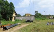 Đất công trình, dự án gây hoang hóa đất nông nghiệp