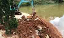 Phá dỡ công trình xâm hại di tích thắng cảnh hồ Tuyền Lâm