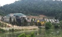 Xẻ thịt đất rừng xây biệt thự tại Sóc Sơn: Tấp nập mua bán