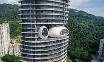 Khám phá cặp tòa tháp Sinuous quái đản ở Malaysia
