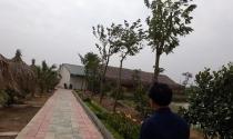 TP Thanh Hóa: Xây dựng nhà hàng, khu giải trí trái phép trên đất trang trại, sao không bị xử lý?