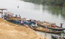 Phó Thủ tướng yêu cầu kiên quyết xử lý khai thác cát, sỏi trái phép