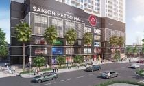 Saigon Metro Mall: Mô hình thương mại chuẩn Nhật ra quân GĐ II
