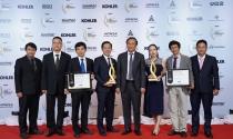 KIẾN Á đạt 4 giải tại Asia Property Awards 2018