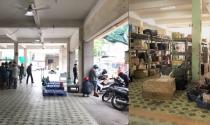"""Lãng phí """"đất vàng"""" tại 419 Lê Hồng Phong"""