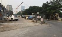 """Bãi đỗ xe thông minh """"đắp chiếu"""" ở phố Nguyên Hồng"""