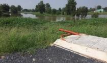 Cty TNHH Đầu tư Kinh doanh BĐS Long Thượng Lộc: Lấp sông làm dự án, dân khốn đốn vì ngập