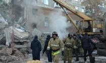 Nổ khí gas tại chung cư ở Nga: 79 người mất tích